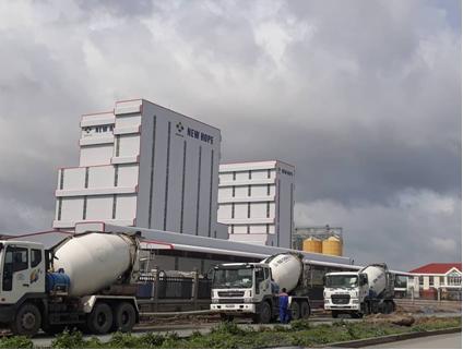Công ty TNHH New Hope Vĩnh Long tăng vốn đầu tư để lắp đặt thêm 01 dây chuyền sản xuất thức ăn cho cá.